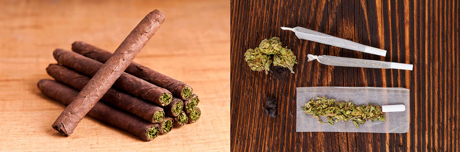 Blunt and joint wraps