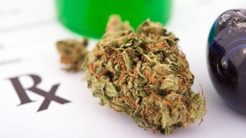 Crohn's disease marijuana
