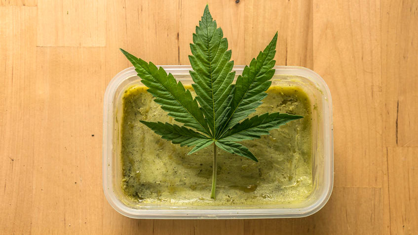How to Make Cannabutter in 3 Ways: Fast and Yummy