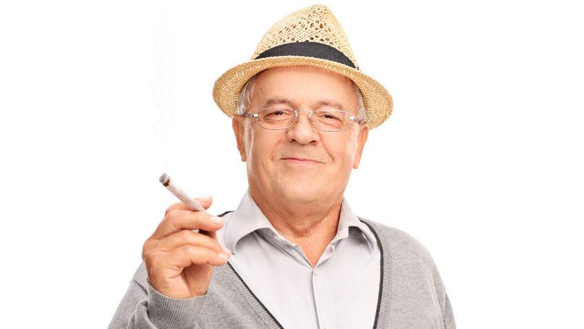 Long term weed smoker