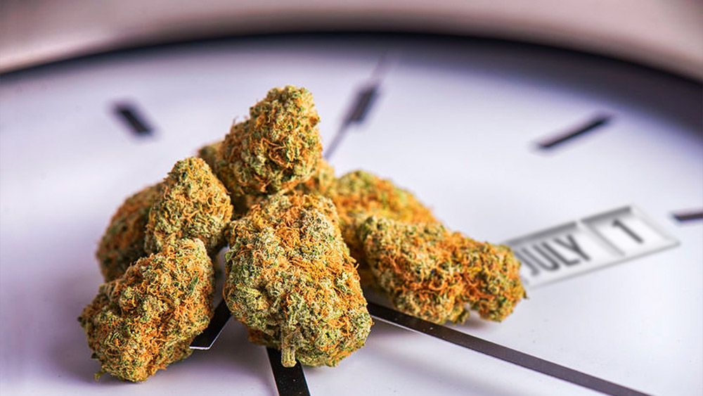 legal clock