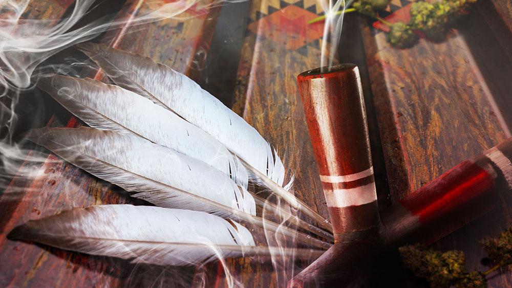 Tribal cannabis