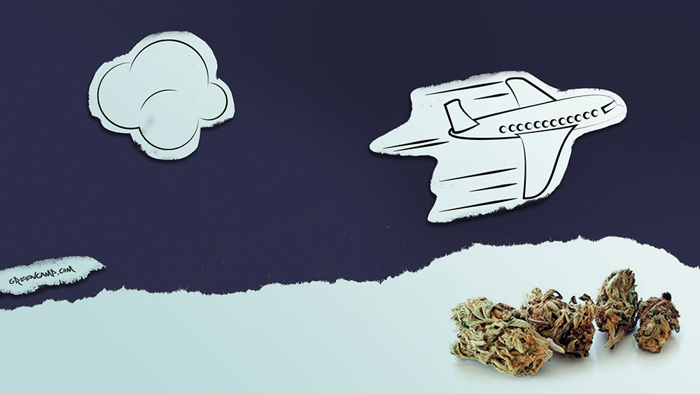 Flying with marijuana: How much pot can you have on a plane in Canada?