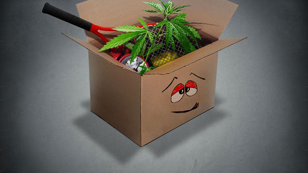 The box of sadness