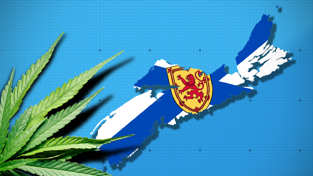 Nova Scotia recreational cannabis