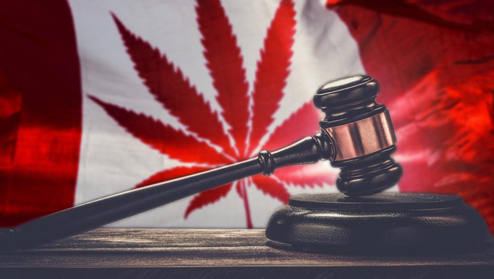 Health Canada legalization