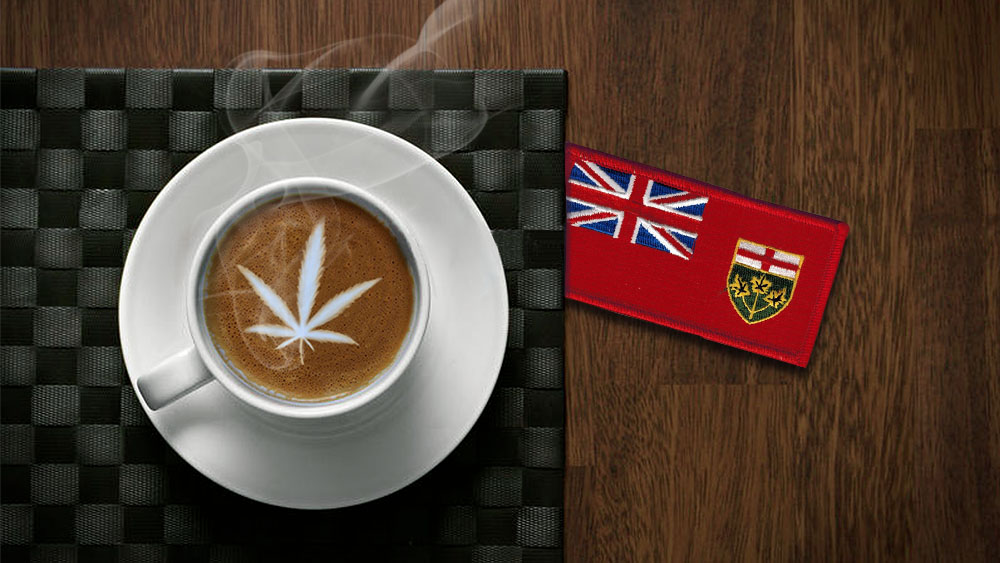 Ontario might have Amsterdam-type cannabis smoking lounges