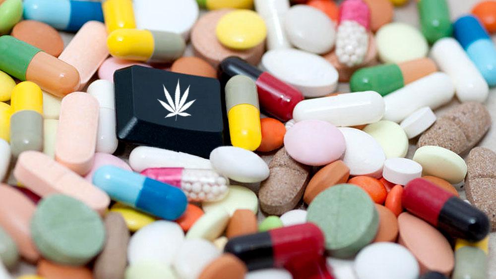 Marijuana overdose