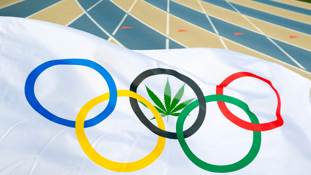 Olympic games weed