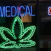 Were medical dispensaries in California targeting recreational marijuana users?