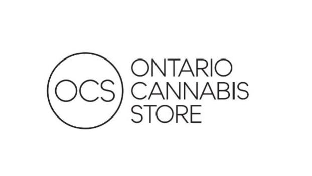 OCS Ontario cannabis store logo