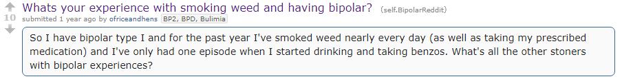 bipolar disorder reddit 1