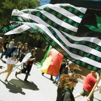 People across South America are marching for cannabis legalization