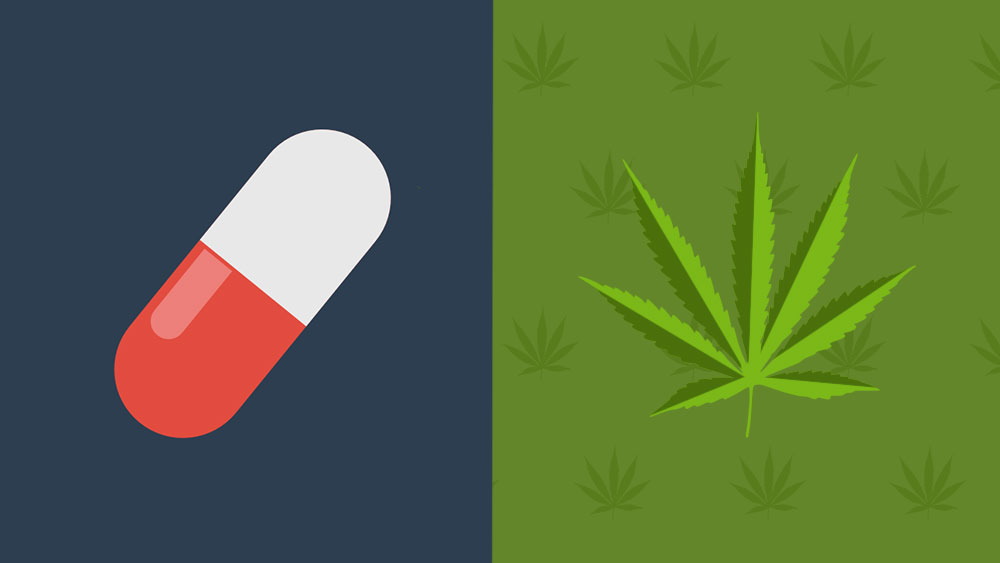 Weed and opioids