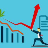 When will the Aurora Cannabis stock shoot up like Tilray and Canopy?