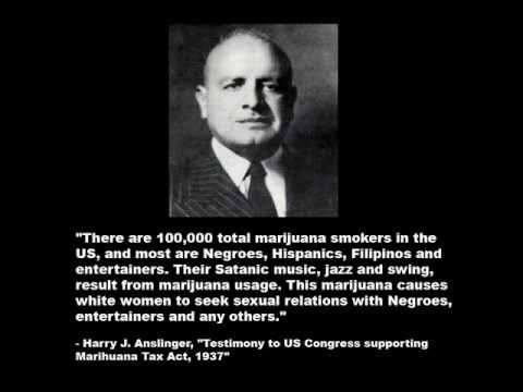 anslinger quote