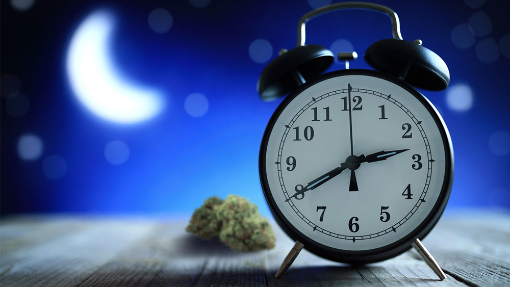 Cannabis for insomnia