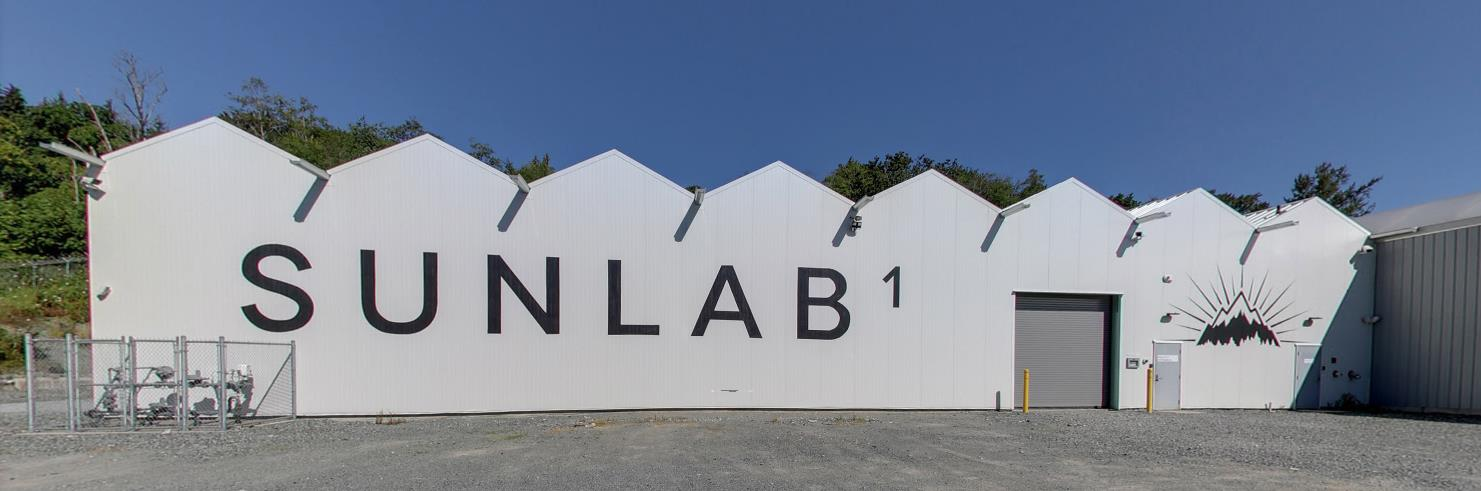 SunLab from the outside