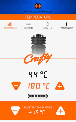 Crafty app