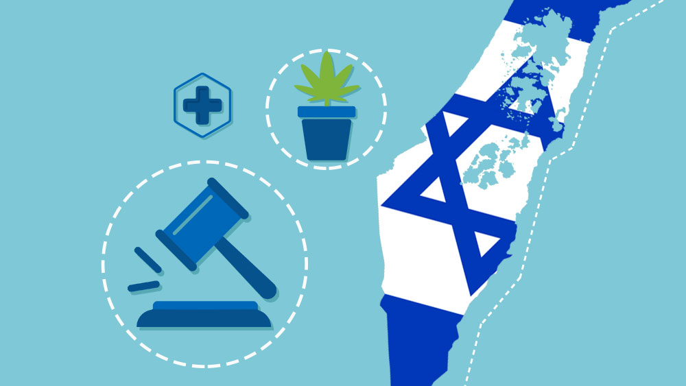 Israel legalized weed