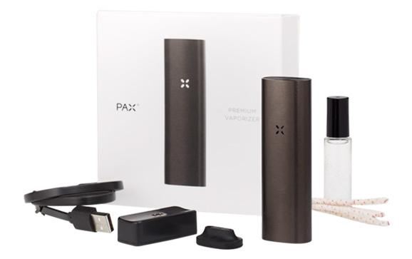 Pax 2 box contents