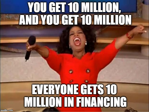 oprah meme financing