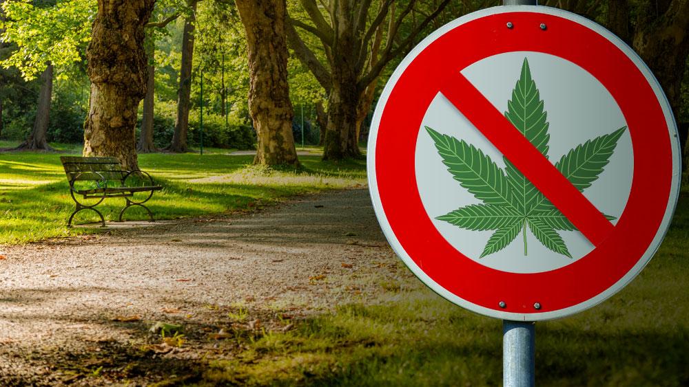 Cannabis-ban-in-parks