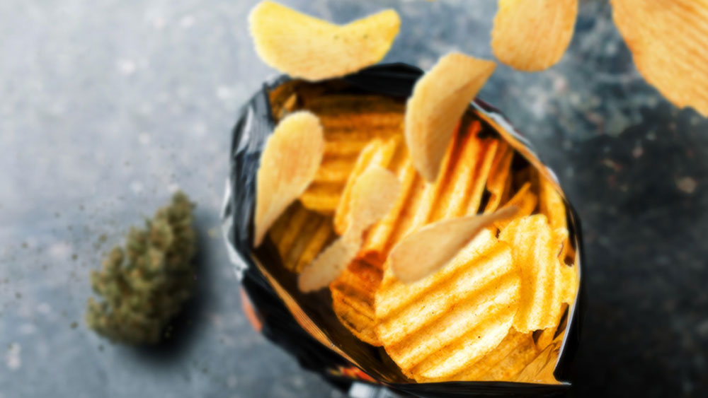 The munchies effect: Nielson data shows snack sales up where cannabis is legal thumbnail
