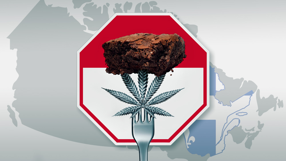 quebec bans edibles