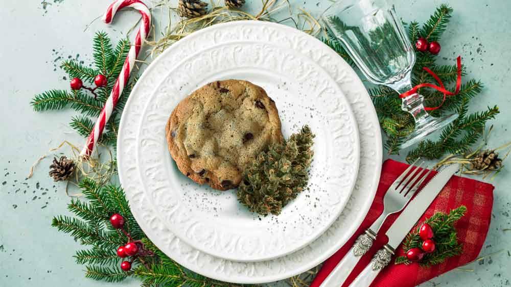 Christmas edibles