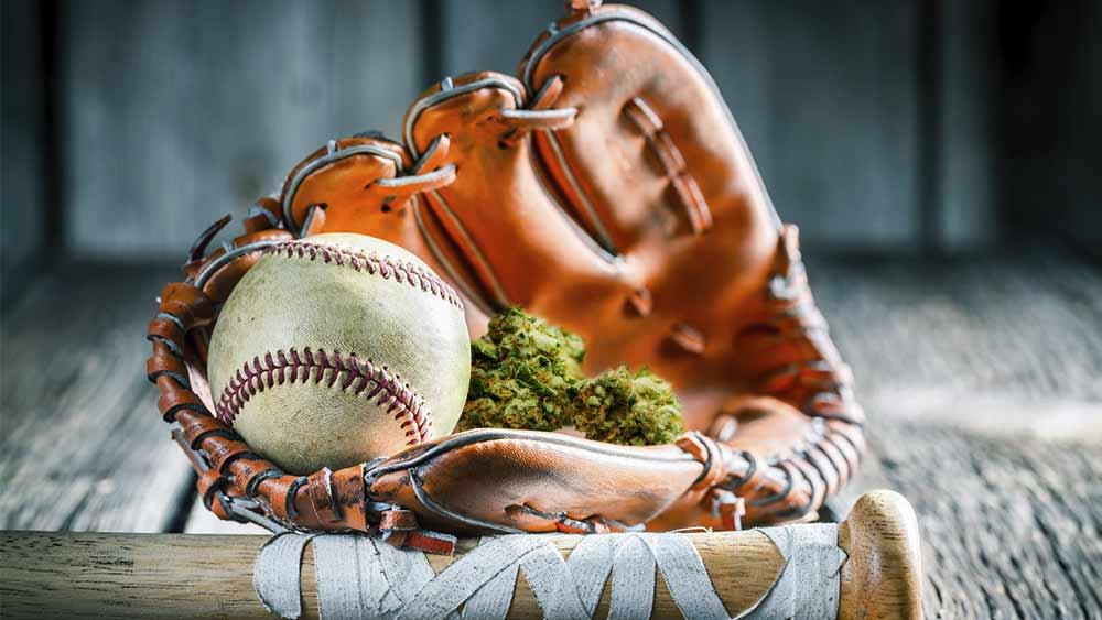 MLB Weed legalization