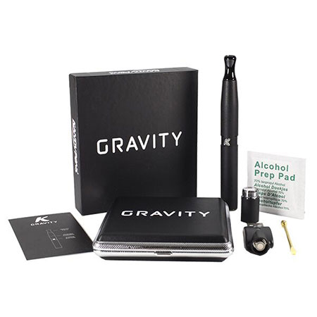KandyPens gravity box contents