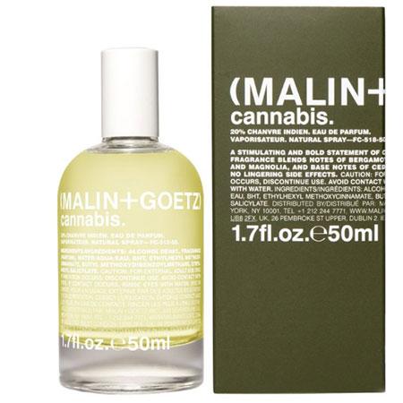 Malin+Goetz cannabis perfume