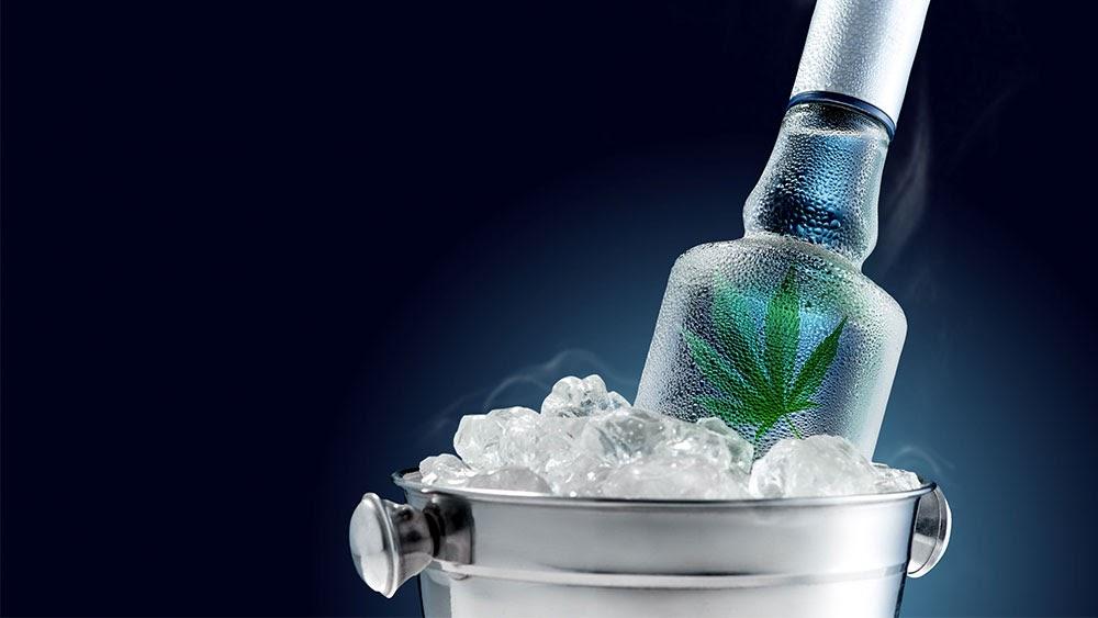 THC beverage