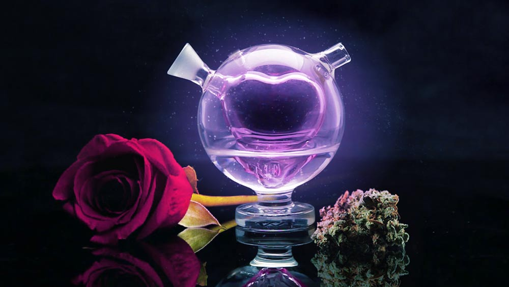 Valentine's day weed gifts