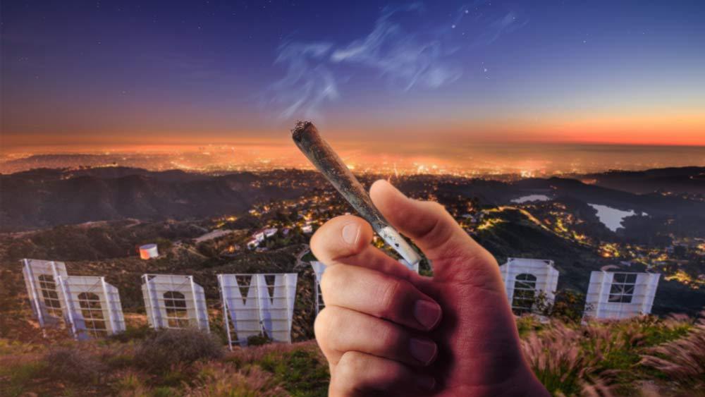 LA weed scene